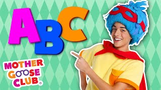ABC Song + More | Mother Goose Club and Friends