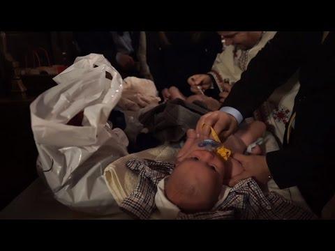 Becoming a Romanian Godfather: Orthodox Baptism in Slobozia Romania Travel Vlog