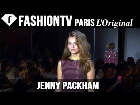 Jenny Packham Spring/Summer 2015 Runway Show   New York Fashion Week NYFW   FashionTV