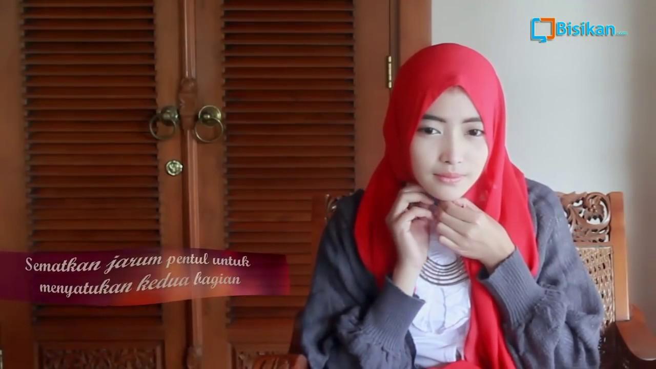Latest Update Tutorial Hijab Modern Ala Zaskia Adya Mecca Terbaru Maret 2018