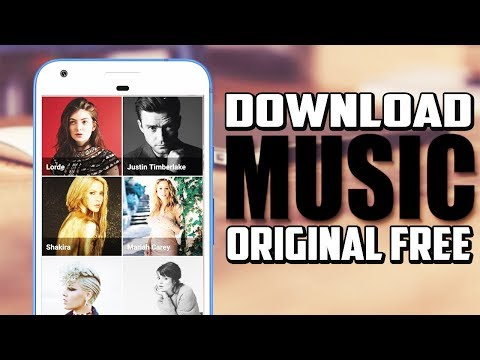 BEST APP FOR MUSIC LOVERS - Download & Listen Music For FREE On Android 2017