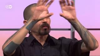 Beto Rea,  artista corporal mexicano