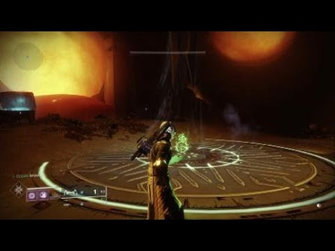 Chamber of Suffering / Pit of Heresy Solo Warlock
