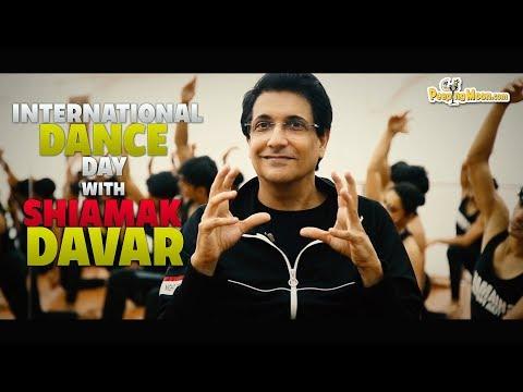 International Dance Day with Shiamak Davar | PeepingMoon