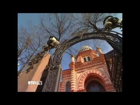 Beautiful synagogue Saint Petersburg (passover russian jews jewish beautiful synagogues choral)