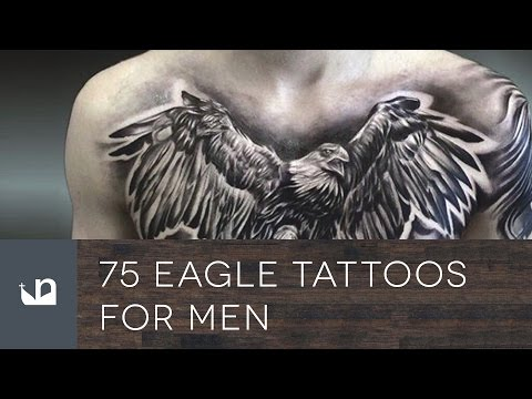 75 Eagle Tattoos For Men