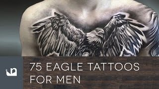 75 Eagle Tattoos For Men