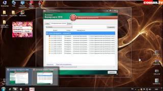 Тест продуктов Kaspersky Antivirus от версии 6.0 до 2013 часть 2 из 3