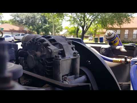 Ultimate Installation of 6.0 PowerStroke BulletProof Diesel Oil Cooler PART 1