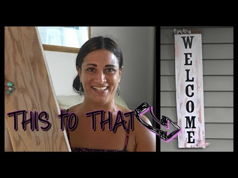 farmhouse-welcome-sign-diy-|-simple-and-fun-wood-welcome-sign.