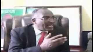 Wasiirka Wasaaradda Maaliyada Somaliland Oo Qalab Gudoon Siisay Kaluunsaytada Somaliland