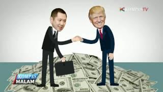 Inilah Kekayaan Presiden AS Donald Trump