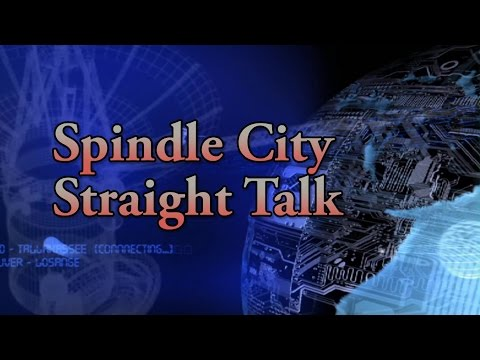 Spindle City Straight Talk - Episode#15-14