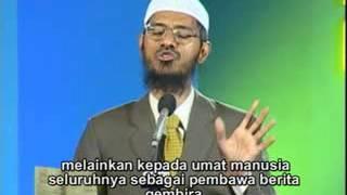 Zakir Naik - Perasamaan Antara Hindu dan Islam 2