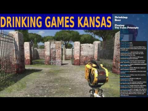 Drinking Games KS 12/28/2016 - The Talos Principle (part 2)
