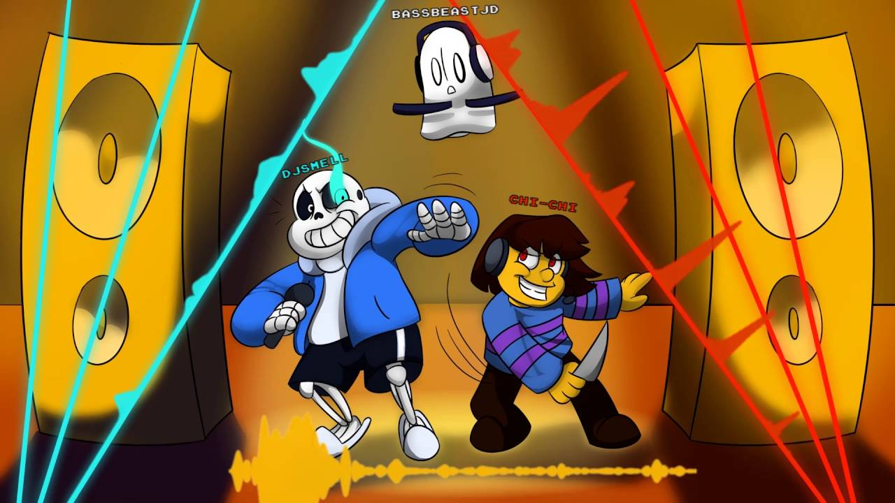 BAD TIME: (PARODY OF GOOD TIME - OWL CITY) Ft  Chi-Chi - Undertale