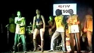 Grupo musical HITSONG de Choluteca, Honduras.