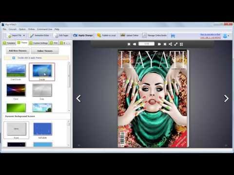 Free Online Publishing Book & Magazine Maker