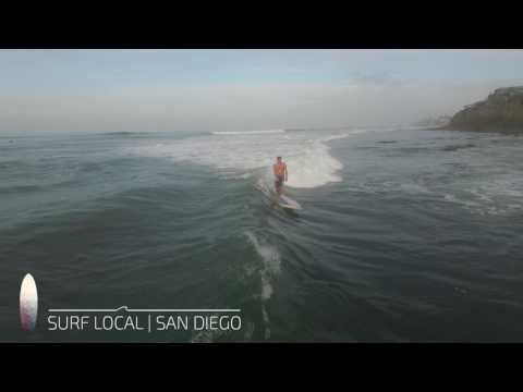 Surf Local | San Diego | PB | PB Point | 1.16.17