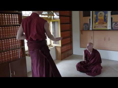 A brief introduction to debate in Tibetan Buddhism