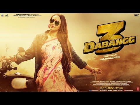Dabangg 3: Rajjo Is Back | Salman Khan, Sonakshi Sinha | Prabhu Deva