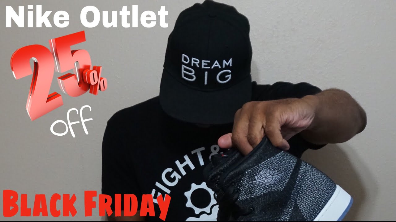 3e4954a473d15 Nike Outlet Black Friday Sale (Plus) 2015 Jordan 1 Retro review ...