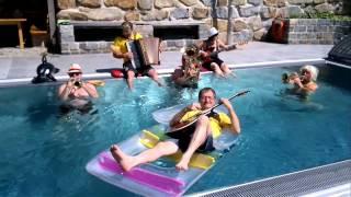Cold Water Challenge 2014 / Die Frankenburger
