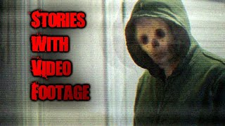 4 True Scary Stories with Footage