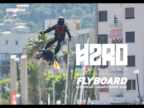 Flyboard European Championship Official HD Video