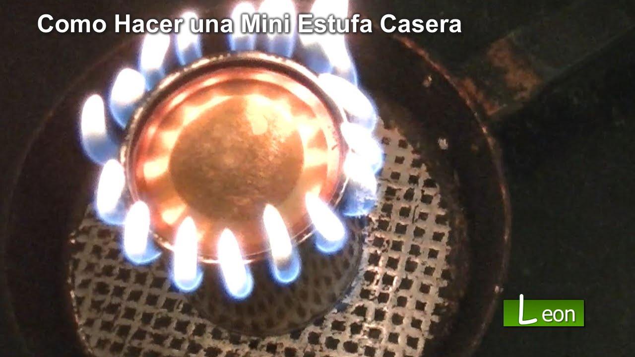 Como hacer una mini estufa casera youtube - Como hacer una shisha casera ...