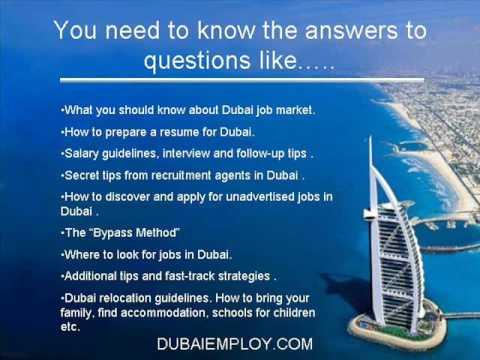 Dubai Employment