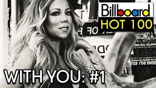 """Can Mariah Carey's NEW Single """"With You"""" Be A Hit? (How To)"""