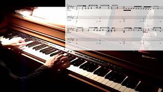 King Gnu「Prayer X」ピアノで弾いてみた