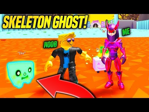 So I Gave A Noob The Rarest Pet In Pet Simulator And He BEAT THE WHOLE GAME! (Roblox)