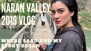 Naran Valley Vlog 2019 - I Fell In The River! Amina Khan