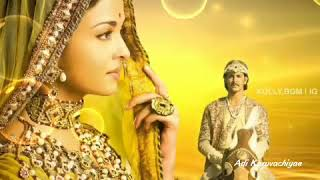 Jodha Akbar Musical cover whatsapp status