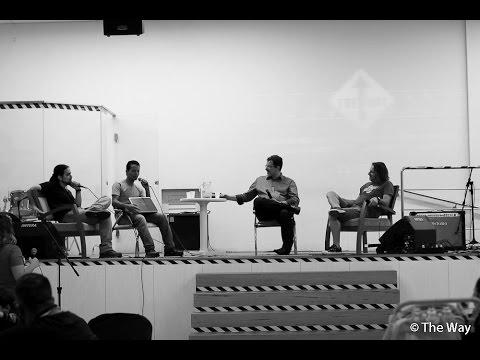 Debate - Chip da besta, Projeto HAARP, Blue beam #TheWay2015