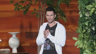 Adam Levine Gushes Over Daughter Dusty Rose: 'I'm So In Love With Her'