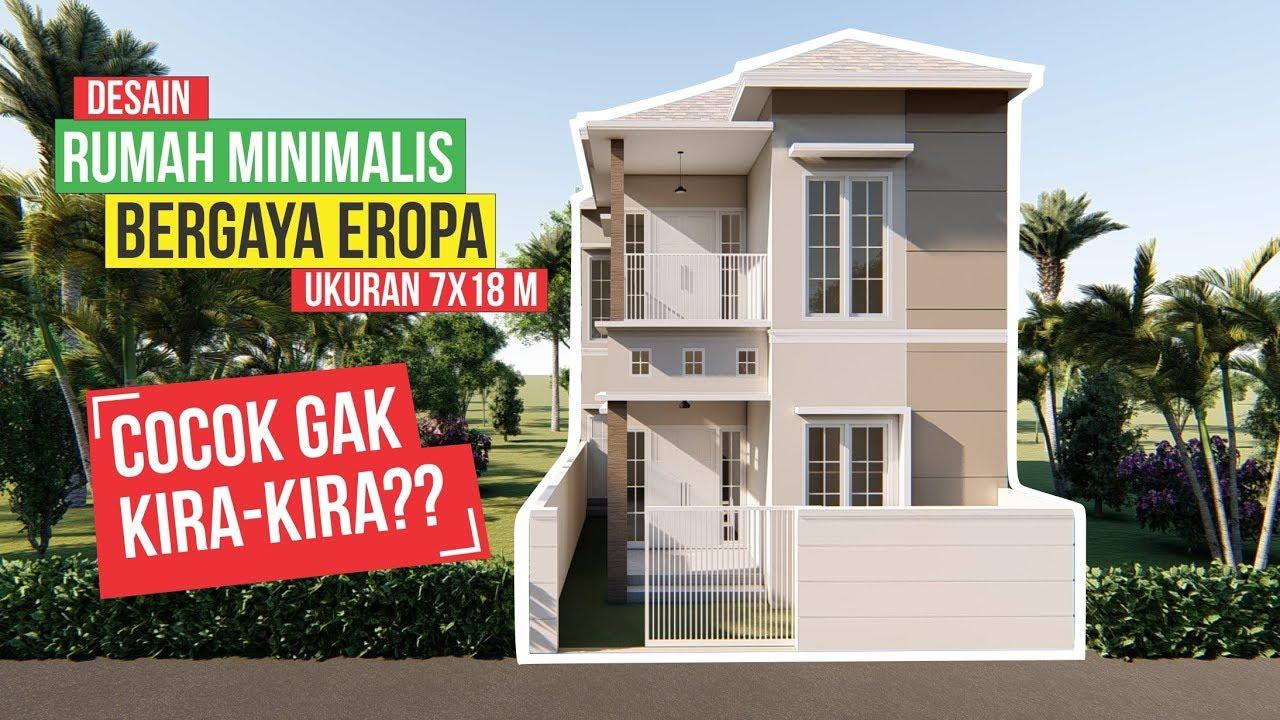 970 Foto Desain Rumah Minimalis Eropa HD Untuk Di Contoh
