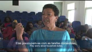 Fala di Mindjer - As vozes das mulheres - The voices of women
