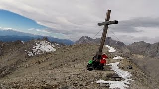 FPV Meeting in the Alps - Mountain Diving- Cloud surfing