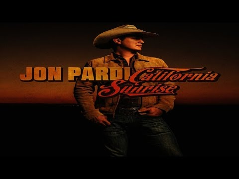 Jon Pardi   California Sunrise HQ