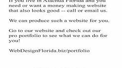 Alachua Web Design Services, Alachua Web Design Services