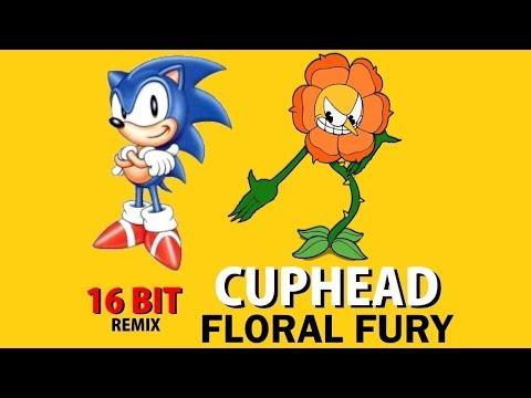 Cuphead - Floral Fury (Sega Genesis Remix)
