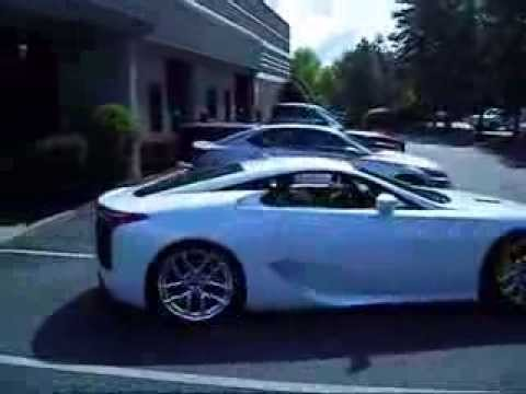 Charming The Lexus LFA Test Drive Arrives At New Country Lexus Of Latham New York