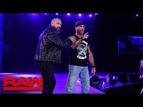 D-Generation X get the drop on The Brothers of Destruction: Raw, Oct. 29, 2018