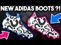 New adidas Boots?! Blue Blast Soccer Cleats