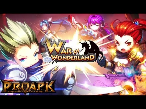 War of Wonderland Gameplay iOS / Android