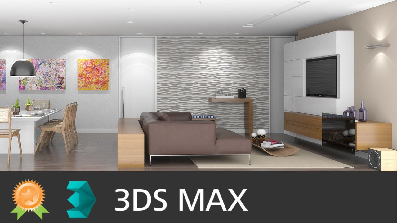 curso de 3ds max interiores youtube