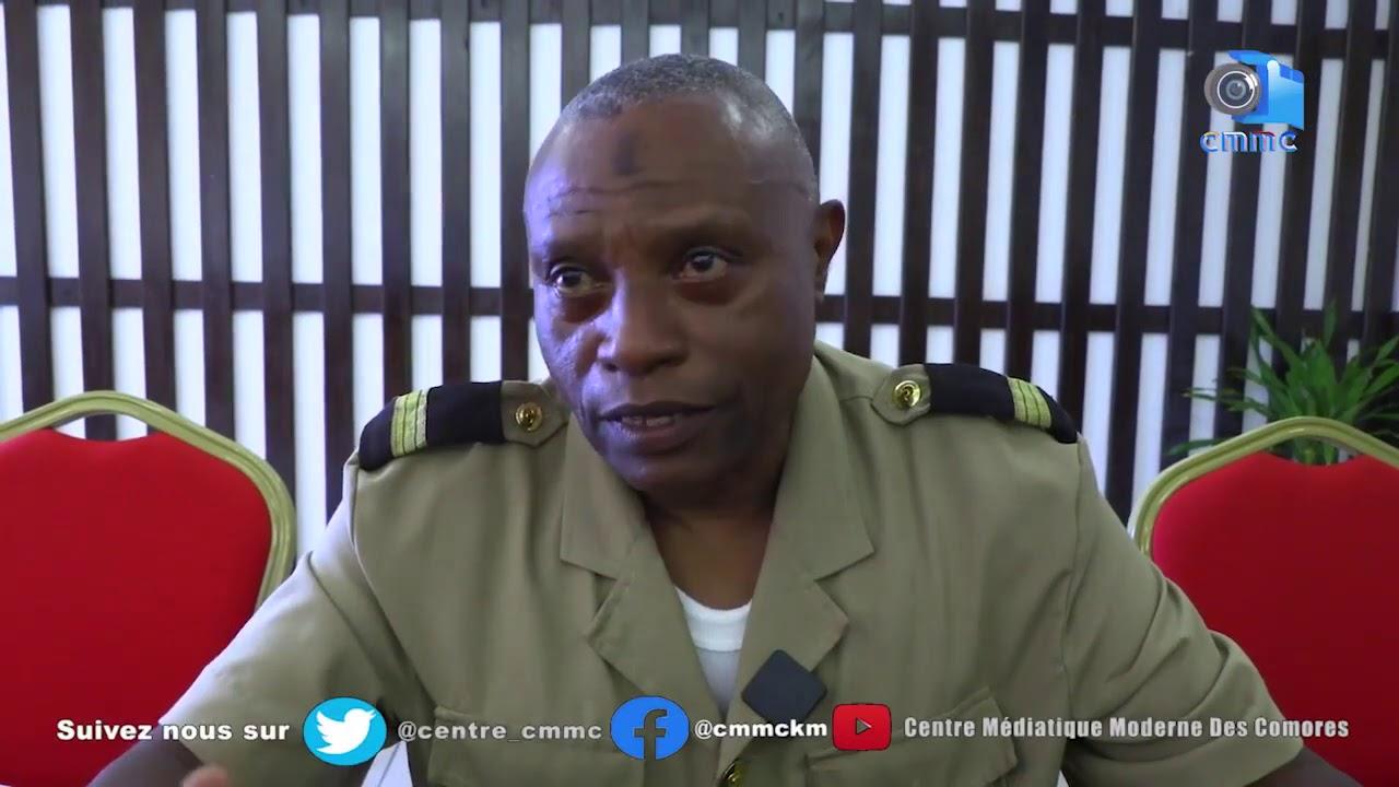 Download Les interventions du capitaine Taoufik Housseine et des responsable du ministères de l'aménagement